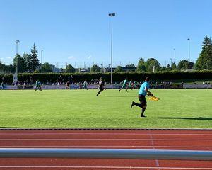 Relegationsspiel SV Deckenpfronn - SV Croatia Reutlingen am 12.06.2019