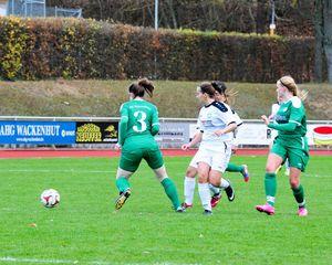 Bezirksliga| Damen 1 gegen Damen 2