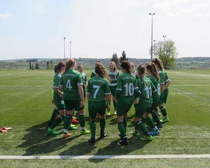 B-Juniorinnen siegen mit 6:2 in Gechingen