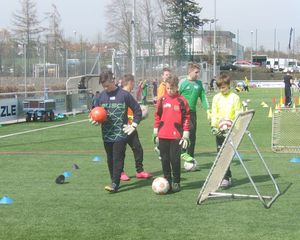 Osterferien Fußball-Camp 2016