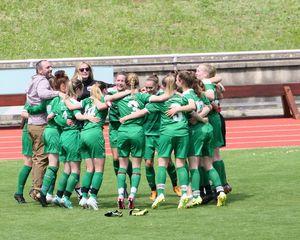 Verbandsliga-Meisterschaft Damen 1 Saison 2018/19