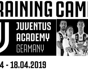 Juventus Fußballcamp 2019