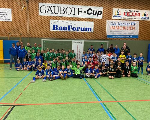 F1-Junioren beim KSK-JuniorCup